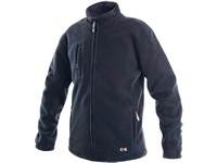 Pánská fleecová bunda OTAWA, modrá
