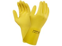 Gloves ANSELL ECONOHANDS PLUS 87-190, dipped in latex
