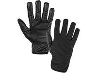 Winter gloves SIGYN, black, size 10