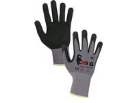 Gloves ICA, coating nitrile