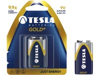 Battery TESLA 9V GOLD+