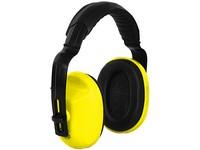Mušlové chrániče sluchu EP106, žluté