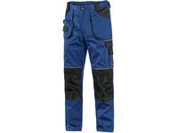 Kalhoty do pasu CXS ORION TEODOR, pánské, modro-černé