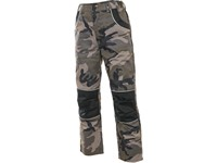 Children's trousers WOODY,  camouflage