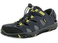 Sandal CXS ATACAMA, blue-yellow