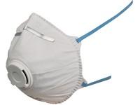 Filtrační polomaska CXS SPIRO P2, tvarovaná s ventilkem