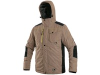 Jacket CXS BALTIMORE, men´s, beige - black