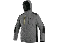 Jacket CXS BALTIMORE, men´s, gray - black