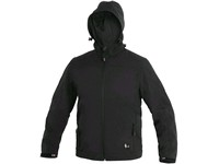 Jacket CXS LAVAL, men´s, black