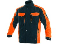 Jacket SIRIUS LUCIUS, men´s, blue-orange