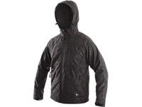Pánská softshell bunda DELAWARE, černá