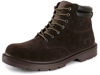 Ankle footwear CXS WORK HURON S1 SRC, brown