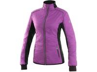 Jacket CXS SALEM, ladies', purple-black