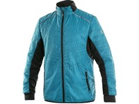 Jacket CXS SALEM, men's, blue-black