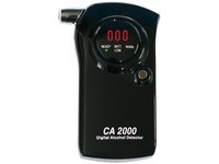 Alcohol tester CA 2000/S, black