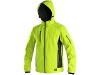Jacket CXS DURHAM, men ́s, yellow-black