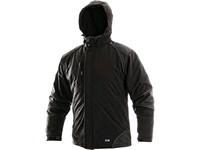 Pánská zimní bunda ALABAMA, černá
