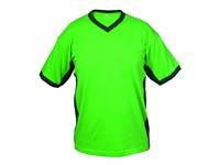 Pánské tričko s krátkým rukávem SIRIUS THERON, zeleno-šedé