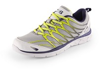 Pánská sportovní obuv SILOSO, šedo-modrá