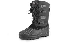 Semi-shank shoes CXS WINTER FROST, winter, black