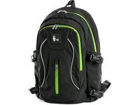 CXS Backpack, black - green