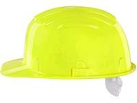 Ochranná přilba CXS STAVBAŘ, fluorescenční žlutá