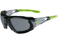 Brýle CXS-OPSIS TIEVA, kouřový zorník, černo - zelené
