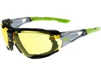 Brýle CXS-OPSIS TIEVA, žlutý zorník, černo - zelené