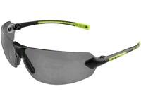 Brýle CXS FOSSA, černo-zelené, zrcadlový zorník