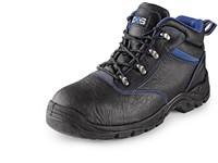 Kotníková obuv s ocelovovu špicí DOG BOXER S1