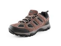 Low footwear trekking ISLAND JAVA, brown