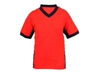 Pánské tričko s krátkým rukávem SIRIUS THERON, oranžovo-šedé
