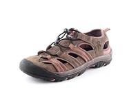 Sandals SAHARA, brown