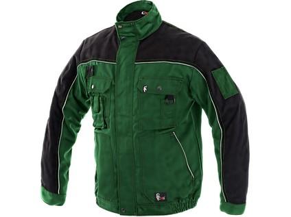 Pánská blůza ORION OTAKAR, zeleno-černá, vel. 52
