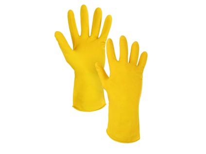 Povrstvené rukavice NINA, vel. 08