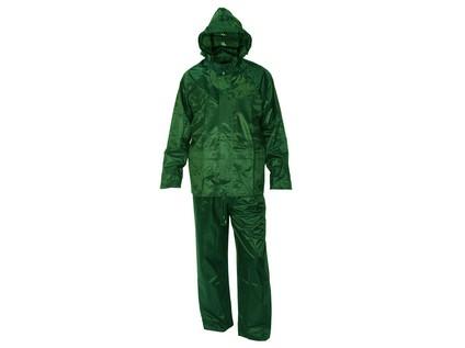 Voděodolný oblek CXS PROFI. zelený. vel. 4XL