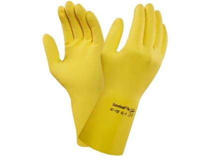 Povrstvené rukavice ANSELL ECONOHANDS PLUS. vel. 8