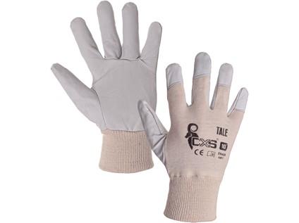 Kombinované rukavice TALE, vel. 10