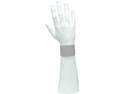 Reflexní pásek, stříbrný - 1357_1115-007-150-00 PASEK STRIBRNY