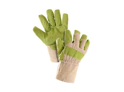 Kombinované zimní rukavice CXS NERO WINTER. vel. 11