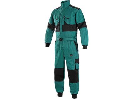 Pánská zimní kombinéza CXS LUXY ALASKA, zeleno-černá - 13967_1040 009 510 00 ALASKA