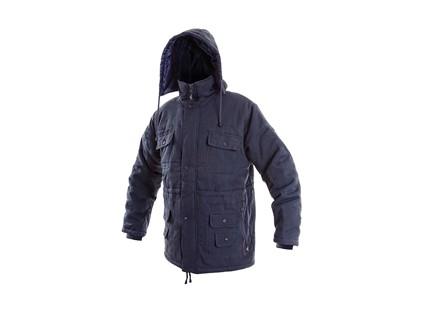 Pánská zimní bunda DAKOTA, modrá - 13991_2_1344-VV