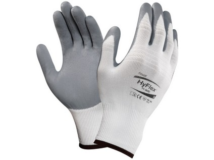 Povrstvené rukavice ANSELL HYFLEX FOAM. vel. 10