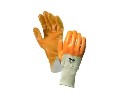 Povrstvené rukavice MAPA TITANLITE, vel. 08