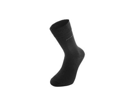 Ponožky COMFORT, černé, vel. 39