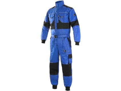 Pánská kombinéza CXS LUXY ROBERT, modro-černá - 15713_1040 006 411 00 ROBERT