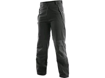 Unisex softshell kalhoty BOSTON, černé - 15933_1430 001 800 00 BOSTON