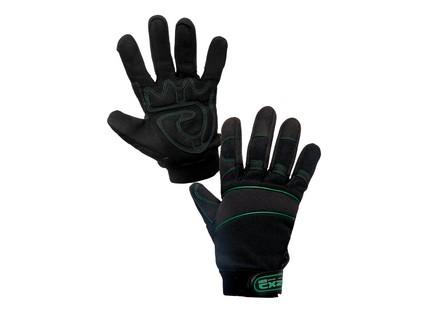 Kombinované rukavice GE-KON, vel. 09