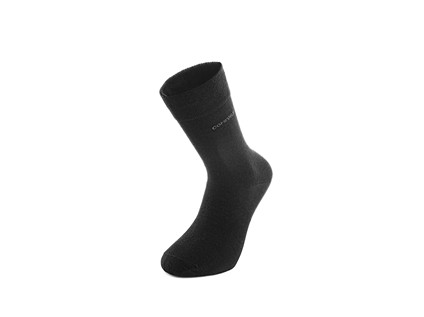 Ponožky COMFORT, černé, vel. 45