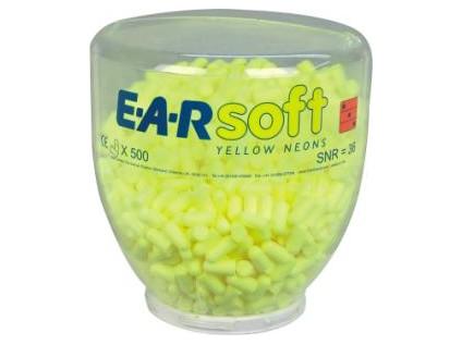 Zásobník zátkových chráničů sluchu 3M E-A-R SOFT